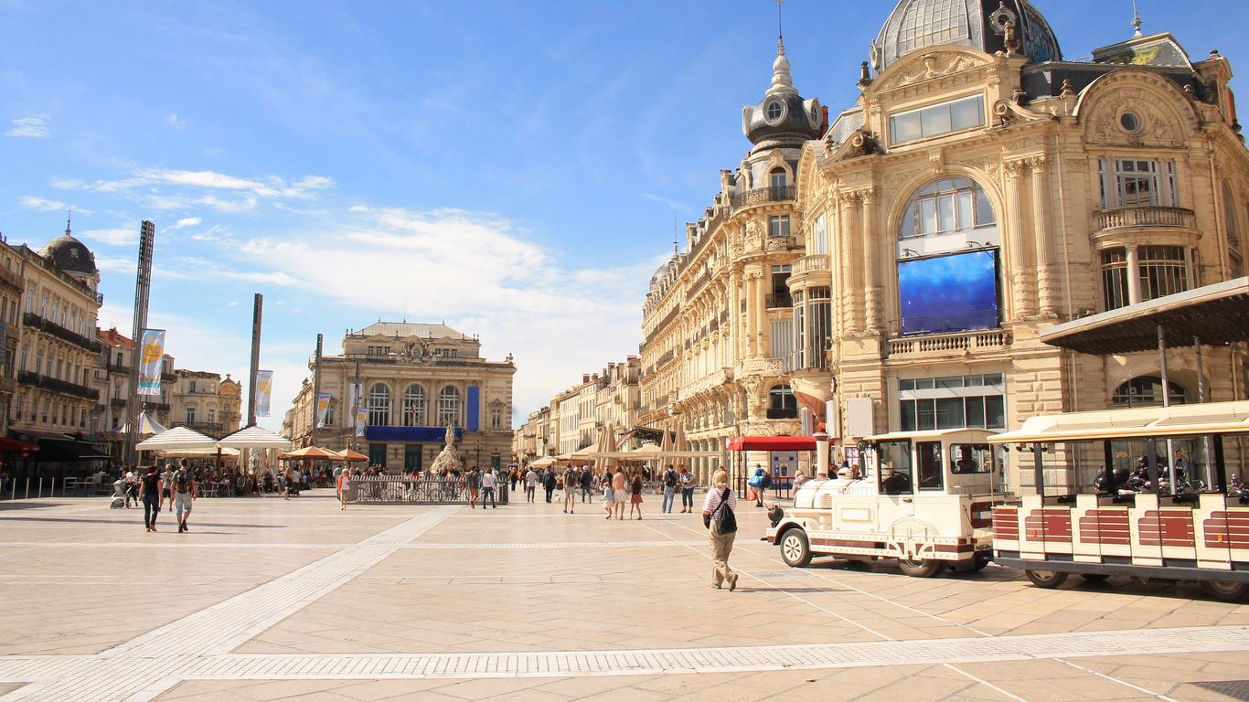 Noleggio auto Montpellier