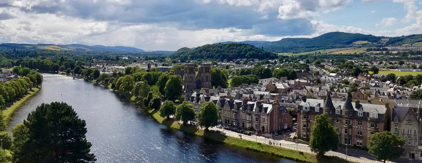 Inverness luxury hotels