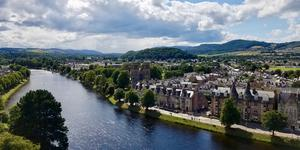 Mietwagen in Inverness