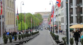 Small-Group Oslo Bike Tour: City Highlights