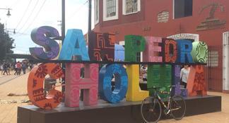 Puebla City: Mole Cooking Class and Market Tour