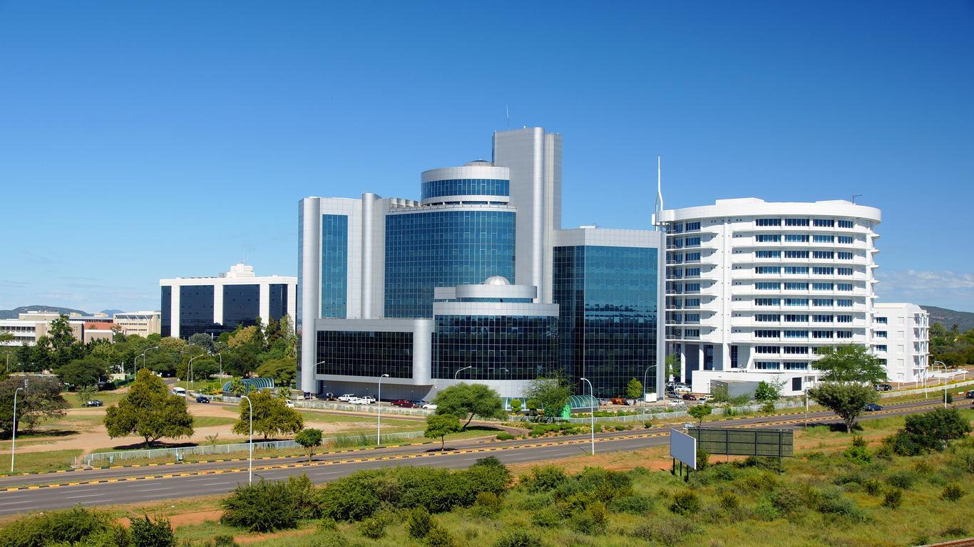 Gaborone car hire