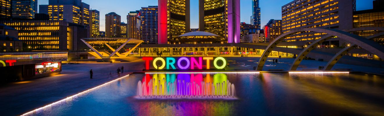 Toronto hotellia