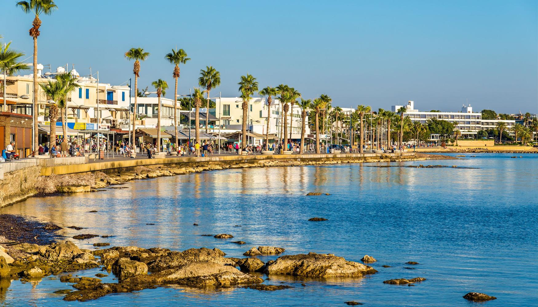 Car rental at Paphos Airport