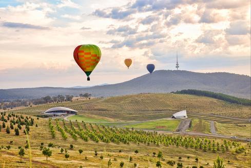 Oferty hoteli w: Canberra