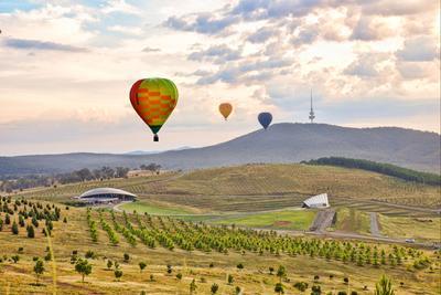 Canberra hotels