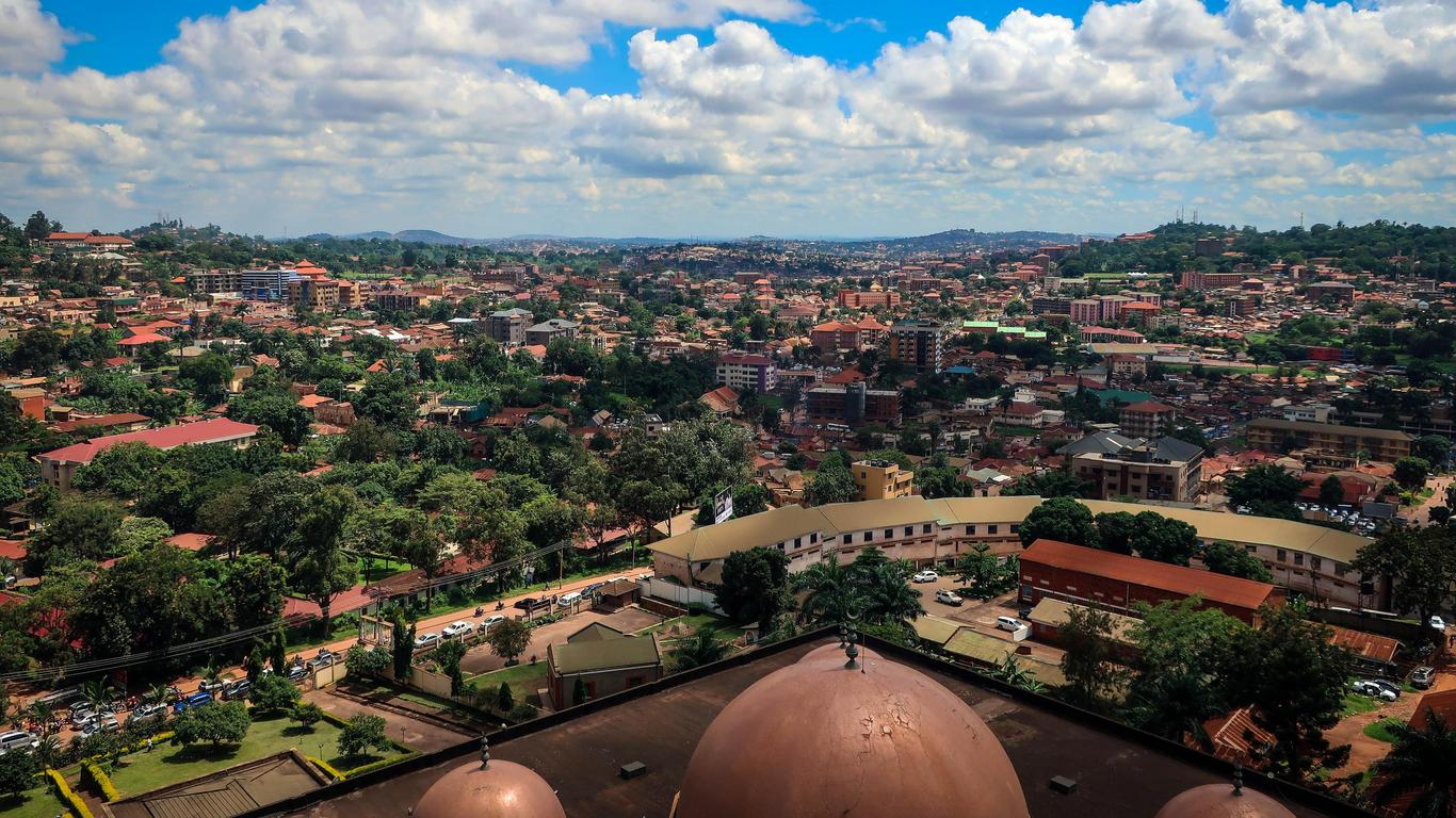 Kampala car hire