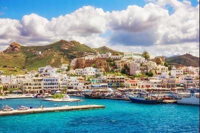 Naxos hoteles