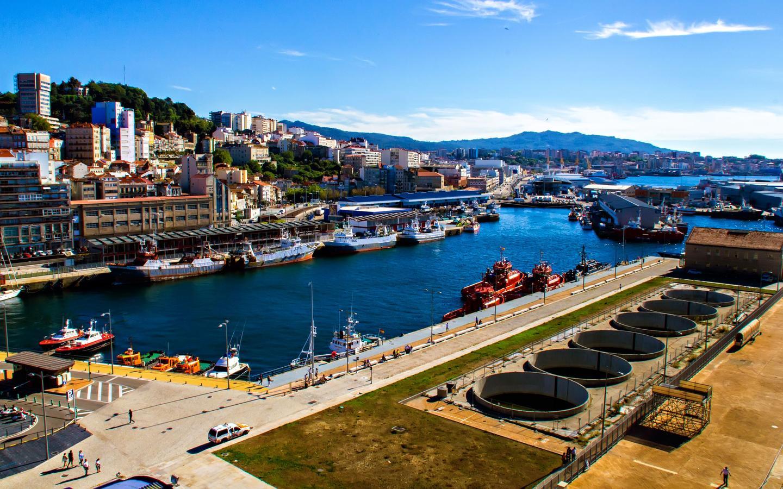 Ξενοδοχεία στην πόλη Vigo
