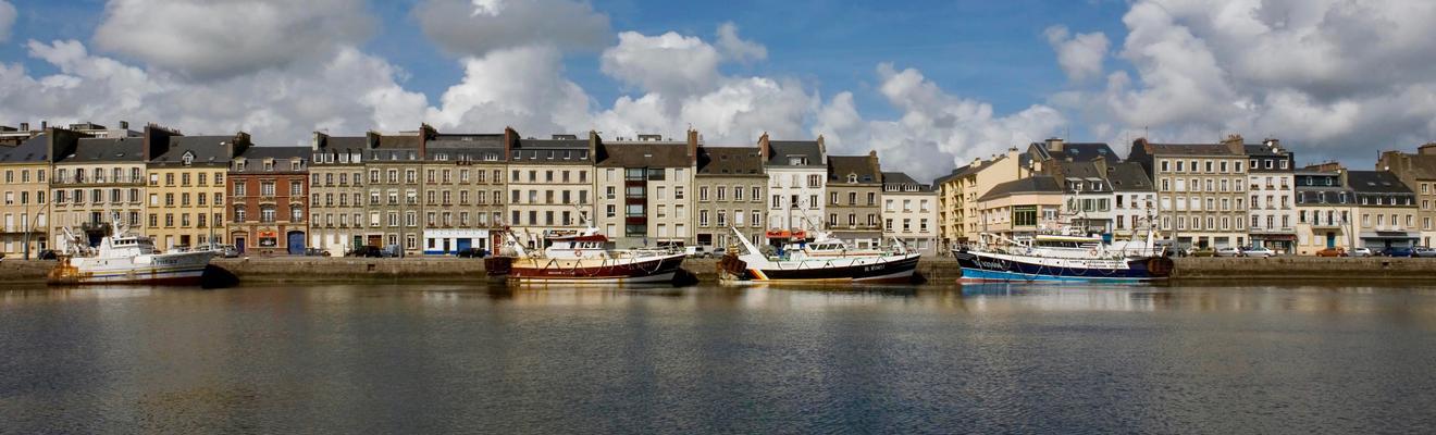 Ξενοδοχεία στην πόλη Cherbourg-Octeville