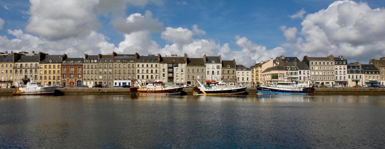 Alquiler de autos en Cherbourg-Octeville