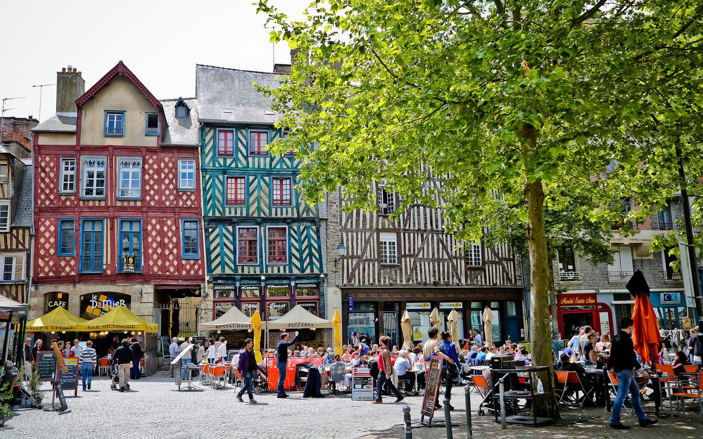 Rennes hotels