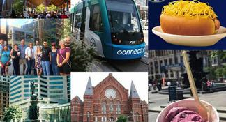 The Nati in a Nutshell Cincinnati Food Tour Including Carew Tower Entrance Fee