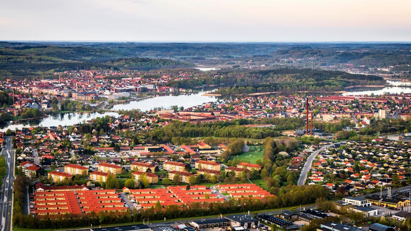 Silkeborg car rentals