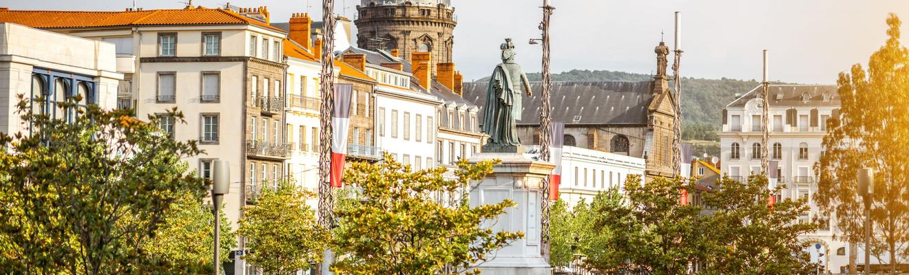Ξενοδοχεία στην πόλη Clermont-Ferrand