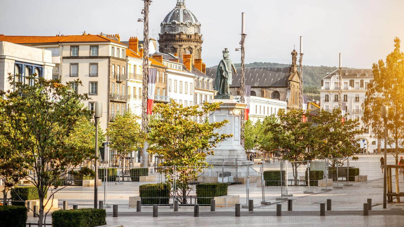 Clermont-Ferrand - Ενοικίαση αυτοκινήτου