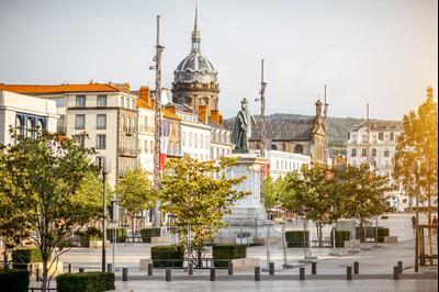 Clermont-Ferrand hoteles