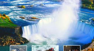 Best of Both Niagara Falls American/Canadian Tour