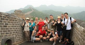 Great Wall of China Small-Group Day Trip from Beijing