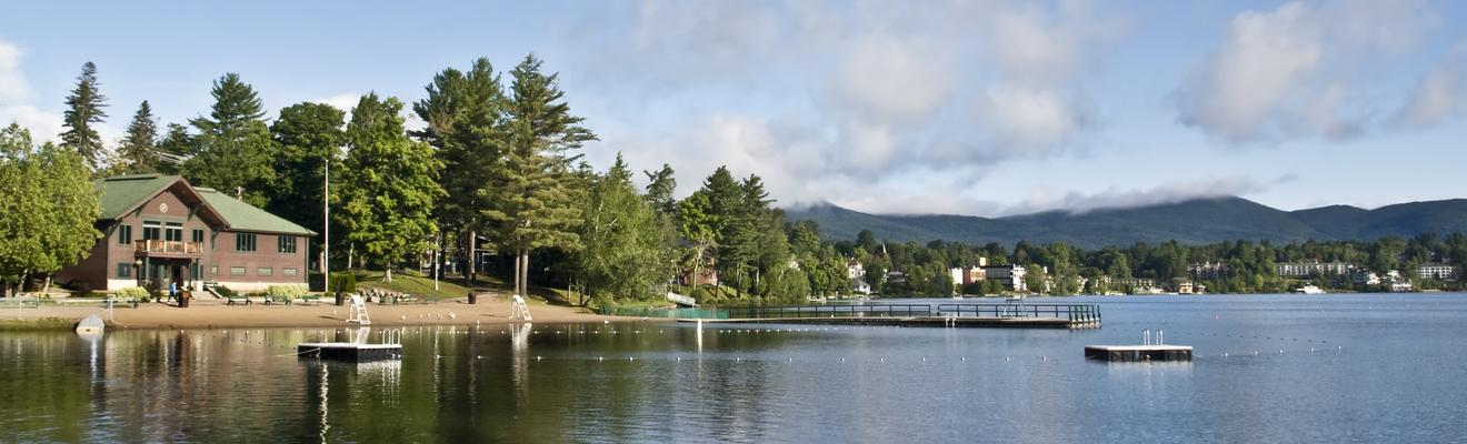 Lake Placid hotellia