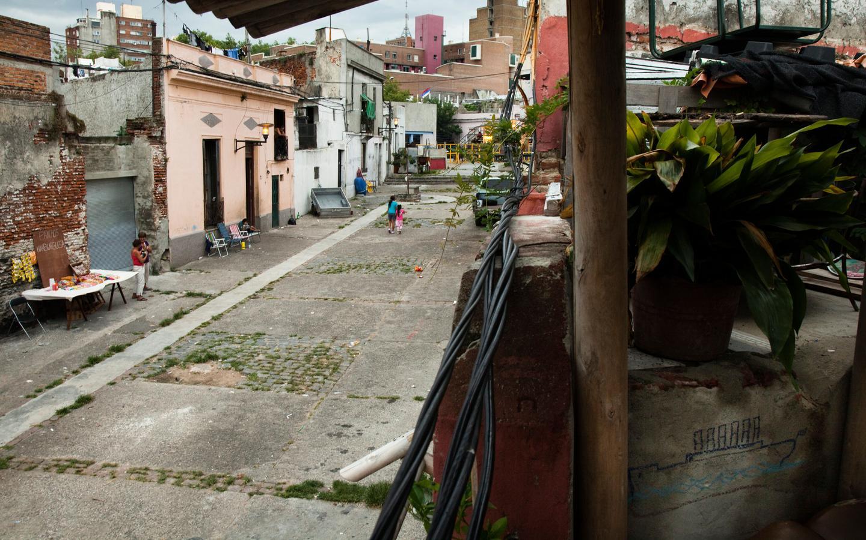 Ξενοδοχεία στην πόλη Μοντεβιδέο