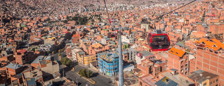 Voitures de location à La Paz