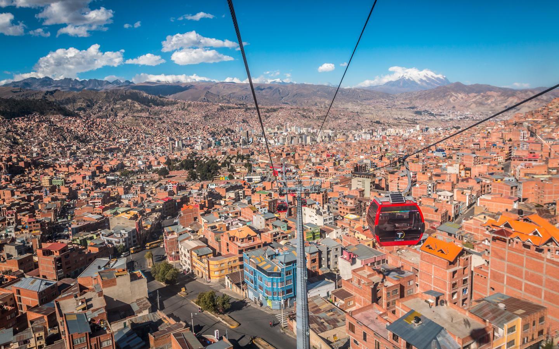 Khách sạn ở La Paz