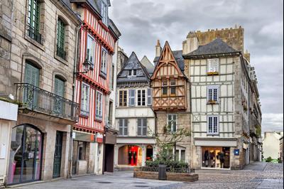 Ξενοδοχεία στην πόλη Quimper