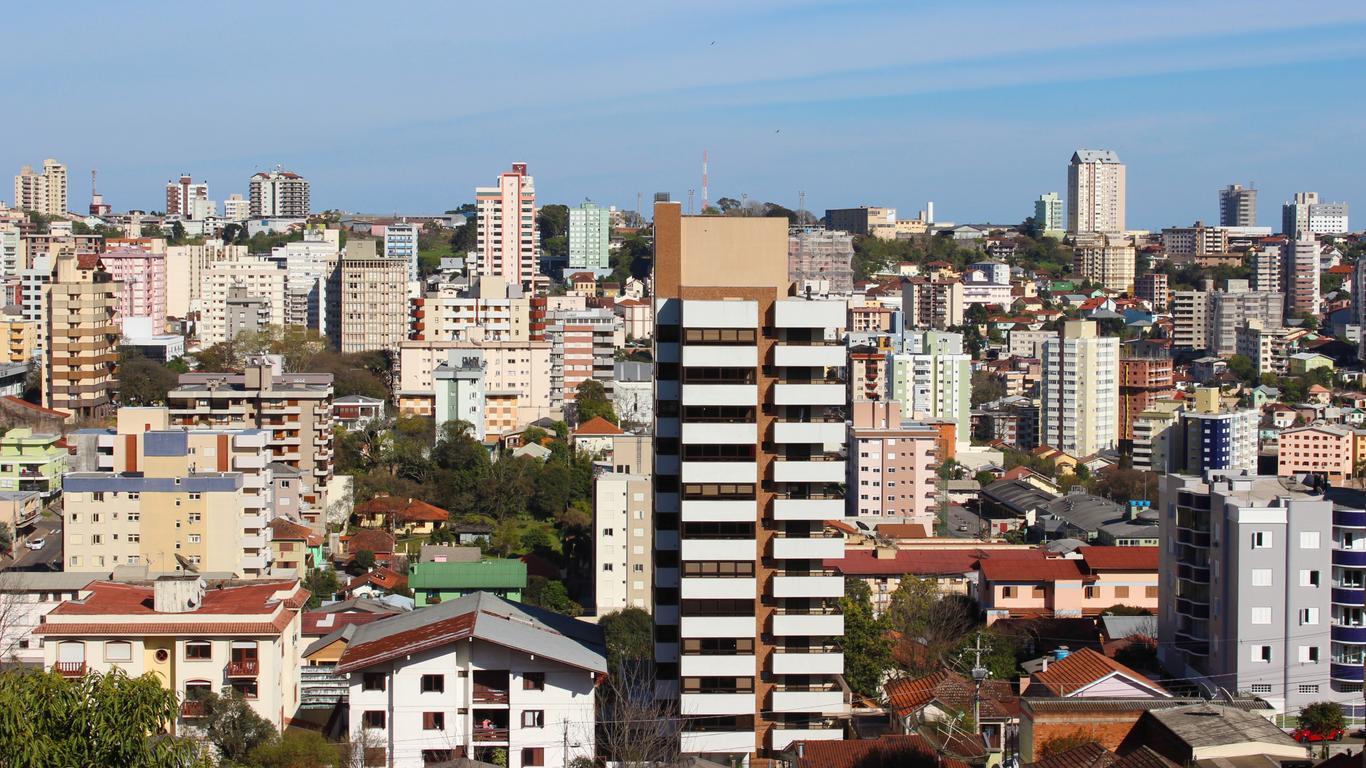 Alquiler de autos en Bento Gonçalves