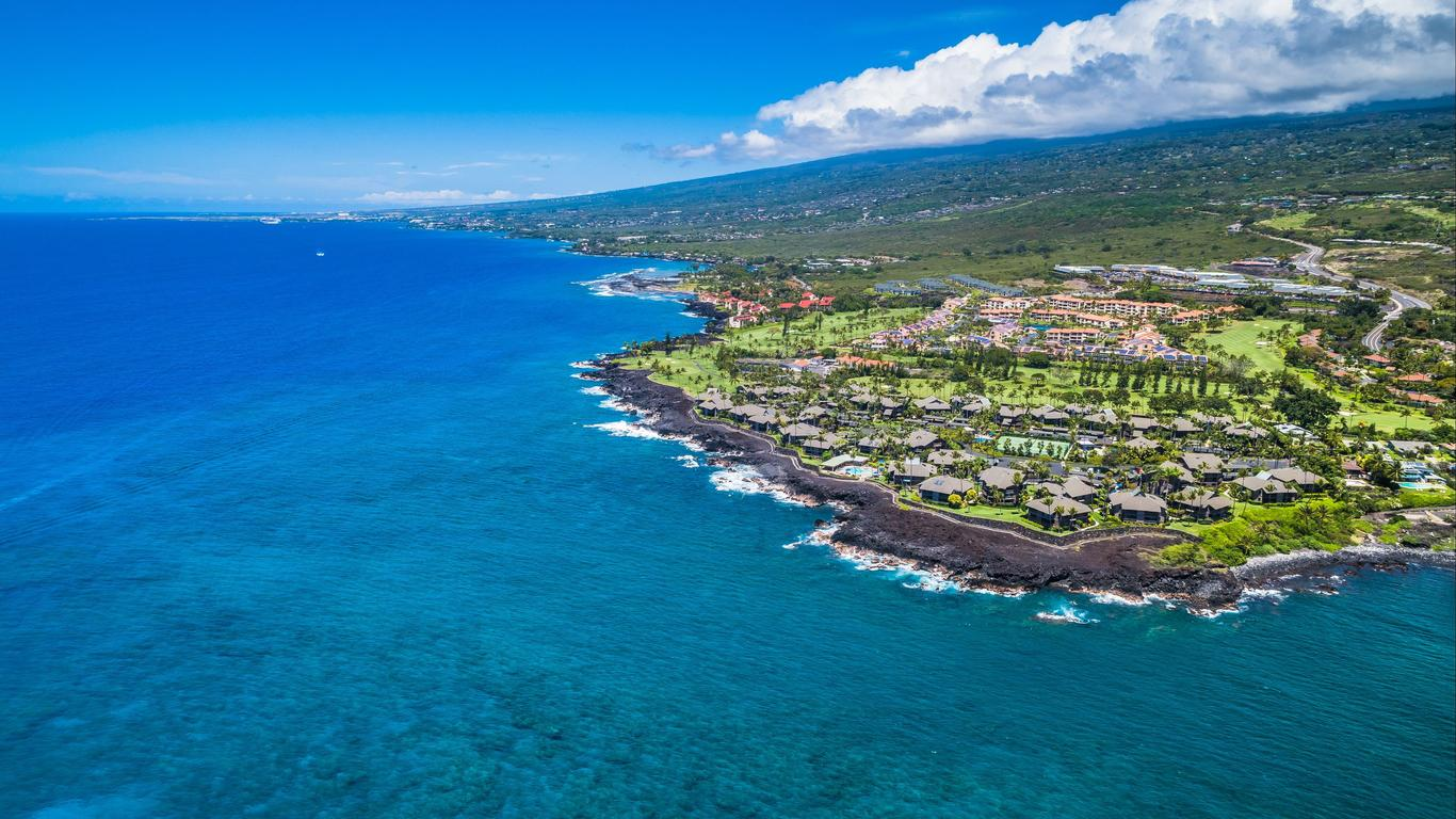 Location de voitures à Kailua-Kona