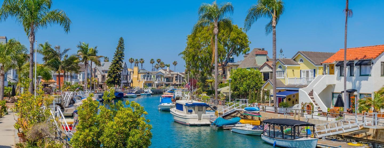 Autonvuokraus Long Beach