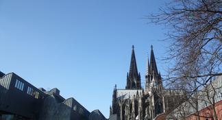 Cologne: Tour du crime historique en allemand