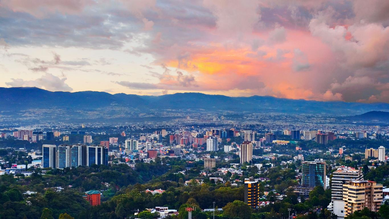 Guatemala City Mașini
