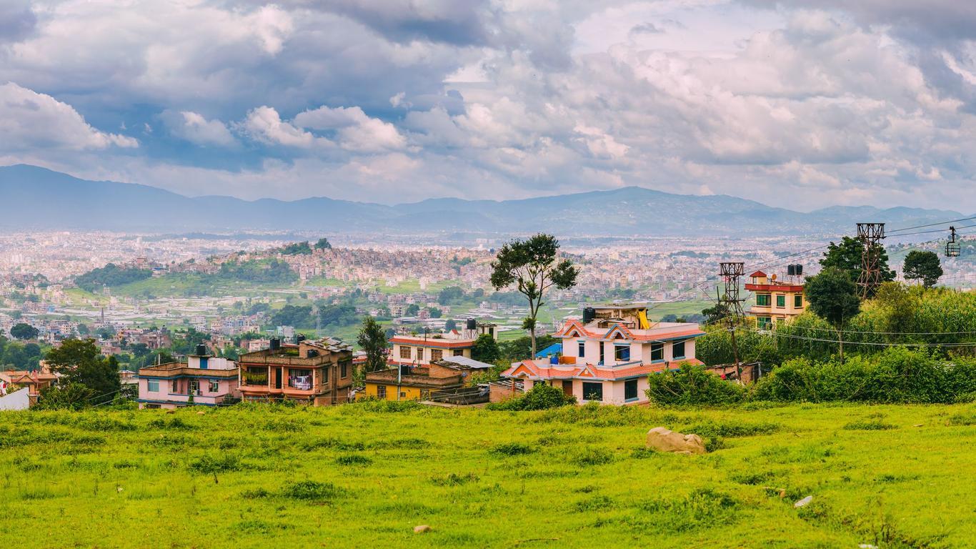 Kathmandu car hire