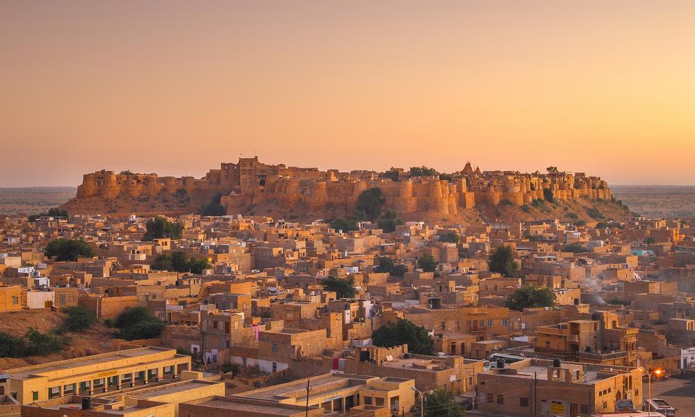 Risultati immagini per jaisalmer old city