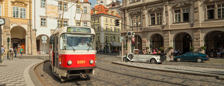 布拉格租車