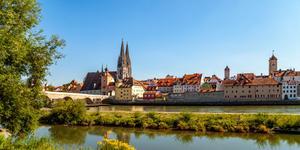 Carros em Regensburgo