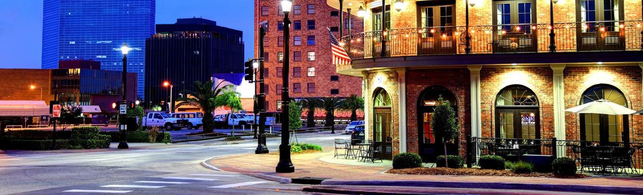 Khách sạn ở Lake Charles