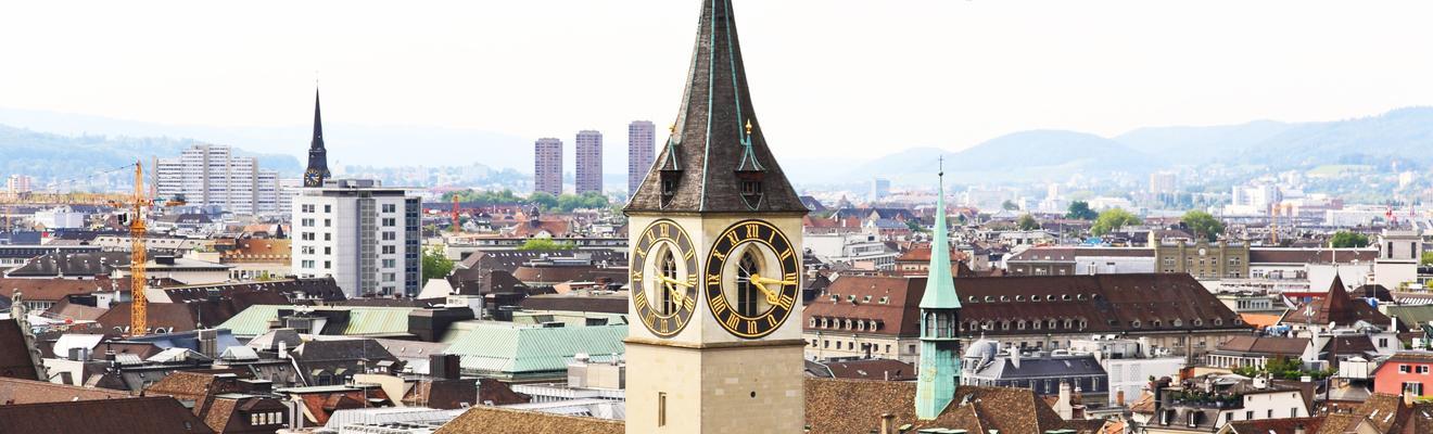 Zürich hotellia
