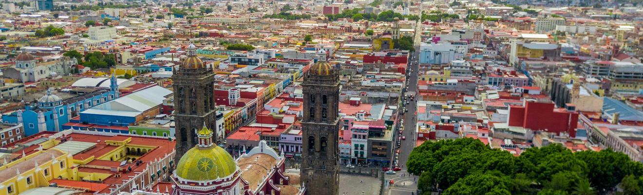 Ξενοδοχεία στην πόλη Puebla City
