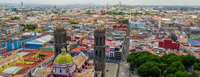 Puebla City budget hotels