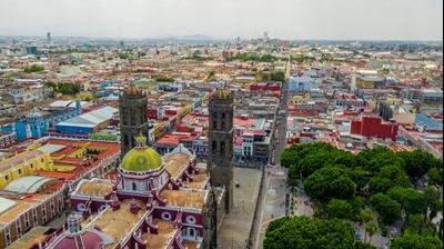 Puebla City hotels