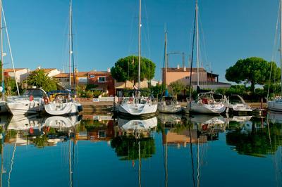 Ξενοδοχεία στην πόλη Agde
