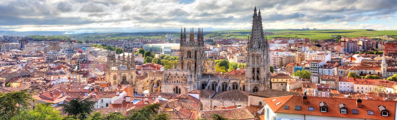 Ξενοδοχεία στην πόλη Burgos