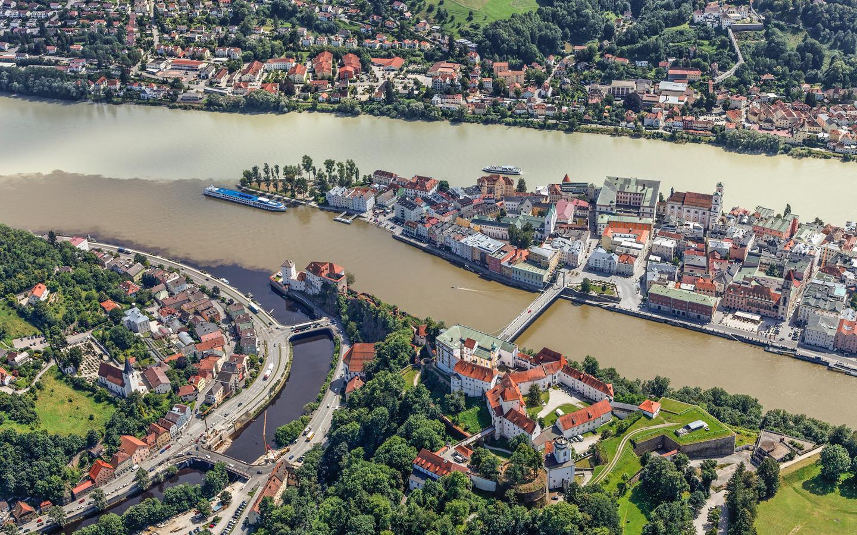 Passau hoteles