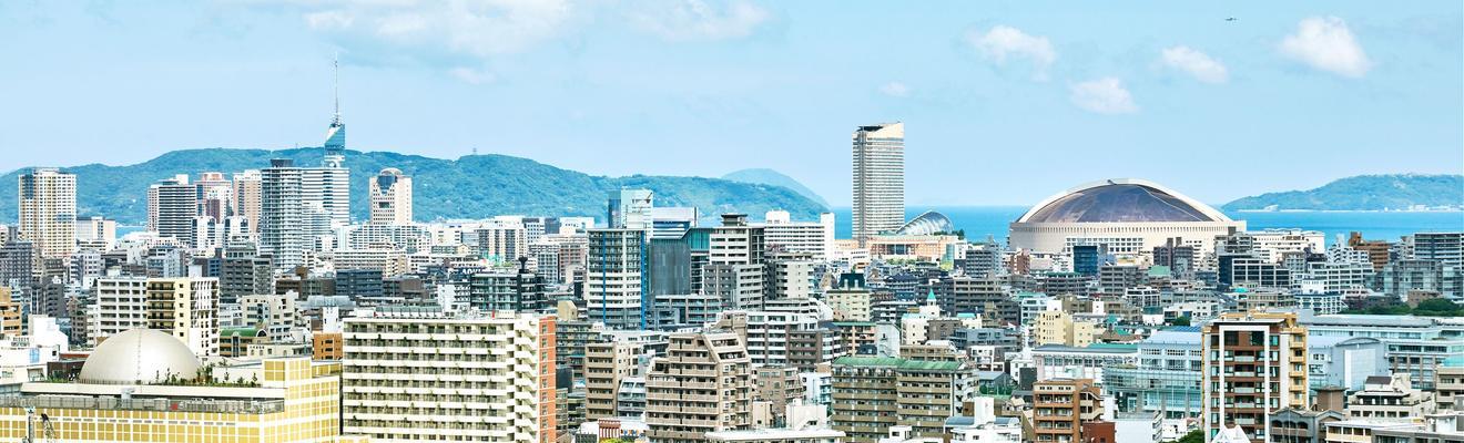 Ξενοδοχεία στην πόλη Φουκουόκα