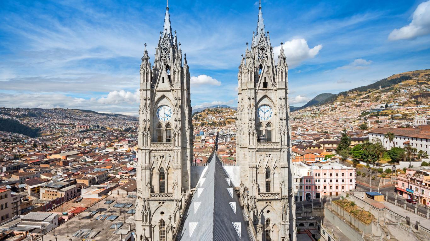 Mietwagen in Quito