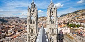 Coches en Quito