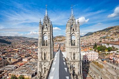Quito hotell