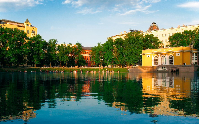 Москва — отели